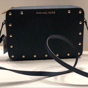 Michael Michael Kors Sandrine Stud crossbody